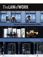 Law of Work: Common Law and Regulatory Standards