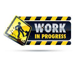 in progres