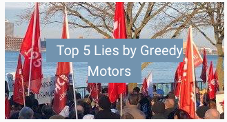 Real Pleadings:   General Motor's Successful Illegal Strike Application Against Unifor